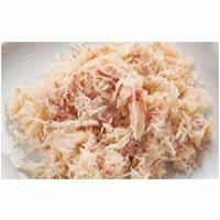 Мясо краба волосатика (салатное)
